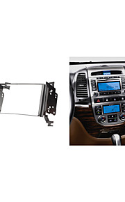 bilradio cd fascia for Hyundai Santa Fe dvd stereo installere trim kit panel plade
