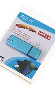 2in 1 mini audio diktafon USB-flashdrev bygge i 8GB hukommelse 10 timer optagetid