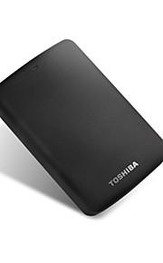 toshiba usb 3.0 2TB 2,5-tommers a2 ultratynde bærbare eksterne harddisk