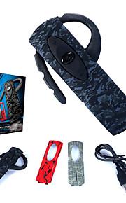 ex02 bluetooth headset gaming koptelefoon met 3 stuks faceplate pack voor Sony PlayStation 3 / ps3