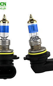 xencn HB4 9006 12v 70W p22d 5000K TELEEYE intense lys halogen pære uv-filter klar hvid tyskland kvalitet auto lampe