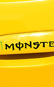 autohandvat sticker monster auto sticker auto lichaamsversiering sticker