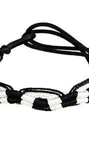 Unisex Korean Style Fashion Weave Chain Bracelet Rope