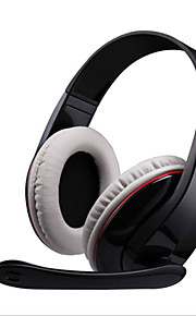 gaming headset surround sound headset hovedtelefon med mikrofon desktop pc Auriculares