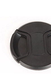 Dengpin 52mm Camera Lens Cap for Olympus 12-50mm lens EM5 MARK II E-M1 E-M5 E-M10 E-PM1 E-PM2 OMD +a Holder Leash Rope