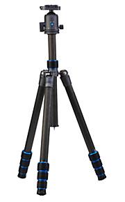 nt-6294ck rejse ren kulfiber dslr digitalt kamera stativ