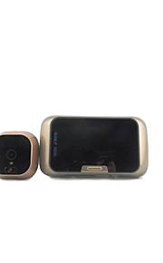 "smart spectateur judas avec micro - carte sd&grand écran TFT LCD 2.8 """