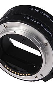autofokus close-shot forlængerrør adapter ring til Sony NEX objektivfatning kamera