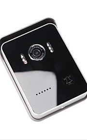 wifi video dørtelefon dør intercom dørklokke med tovejs stemme, mobile apps og dørklokken knap