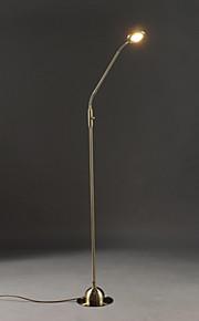모던/현대/전통적인/ 클래식/새로움 - 플로어 램프 - LED - 메탈