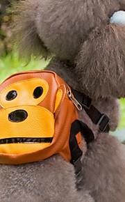 grin med pets® elegante konge abe rejse form rygsæk til kæledyr hunde (assorterede størrelser)