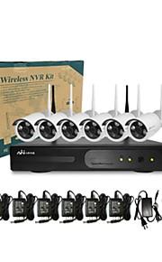 Babykamer/Voordeur/Garage - Kantoor/Winkel/Pakhuis/School/Straat - Bullet camera - CCTV DRV KIT ( 8 Kanaals , 1 Kanaals )