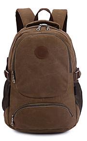 Kaukko New Arrivals Canvas Vintage Fashion Unisex Rucksack Laptop Backpack