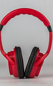 het dragen van een bluetooth headset