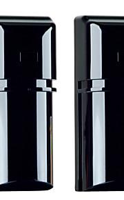 100m stofdicht actief infrarood 8 frequenties optische beam detector met 2 balken