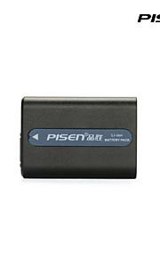 Pisen lithium-ion sony FW50 camera batterij (950mAh) voor de A33 / A55 / NEX-3 / NEX-C3 / NEX-5c / NEX-5N / ilce-7 / ilce-5000 / ilce-7r