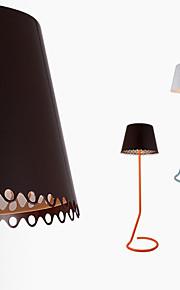 모던/현대/전통적인/ 클래식/러스틱/ 럿지/새로움 - 플로어 램프 - 눈 보호 - 메탈