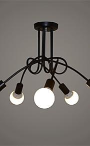YL Chandeliers 5 LED Bulbs Ceiling Lights Classic/Rustic/Lodge/Vintage/Lantern/Metal Minimalist Style