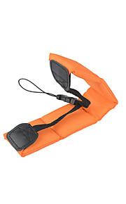 Kingma vaahto float hihna gopro 4/3 + / 3 / 2/1, väri: musta, punainen, keltainen, oranssi