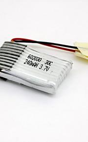 3.7V 240mAh batterij (1st)