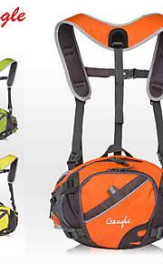 Riñoneras/Paquetes de Mochilas de Camping/Ciclismo Mochila/Travel Organizer ( Amarillo/Azul/Verde Claro/Naranja , 10 L) Banda