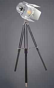 전통적인/ 클래식 - 플로어 램프 - Arc / 눈 보호 - 메탈
