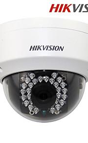 hikvision® ds-2cd3145f-i h.265 4,0 megapixel 1440p hærværkssikret dome IP-kamera med PoE / SD-kort slot / nattesyn