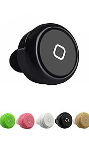 mini bluetooth oortelefoon draadloze hoofdtelefoon met microfoon handfree sport oordopjes mobiele voor Samsung (assorti kleur)