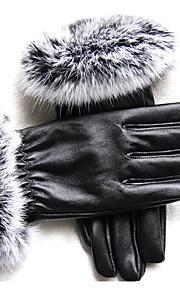Guantes Ciclismo / Bicicleta Mujer Dedos completos / Guantes de InviernoMantiene abrigado / Resistencia al desgaste / Impermeable / A