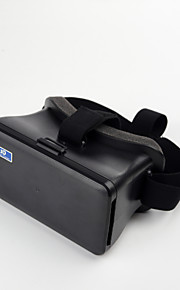 pap hovedmonteringsindretningen plast virtual reality 3D-video briller til android ios 5.5-6.3inch smartphones