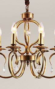 Chandeliers / Pendant Lights Mini Style Traditional/Classic Bedroom / Dining Room / Kitchen / Study Room/Office Metal