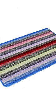 Tepetes de Banheiro - Azul / Verde / Vermelho / Como na Imagem - DE Polipropileno - ESTILO Moderno