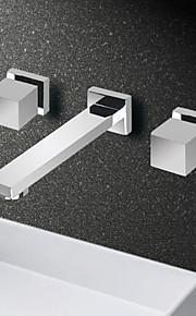 Modern - LED / Waterval / Roteerbaar - Messing ( Chroom )