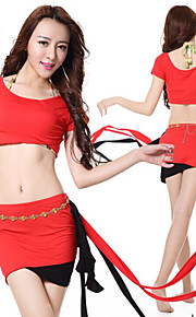 2015 NEW Design High Quality Belly Dance Costumes Hot Dancing Wears Suits Gold Hip Scarf WY9600 3pcs/SET
