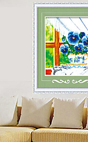 DIY KIT Diamond Cross Stitch , Floral 50*50
