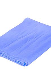 multi-functionele absorberende synthetische PVA gemzen car cleaning handdoek doek - blauw