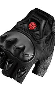 Guantes Ciclismo / Bicicleta Todo Guantes sin dedos A prueba de resbalones / Tirador easy-off / Resistencia al desgaste / Protector