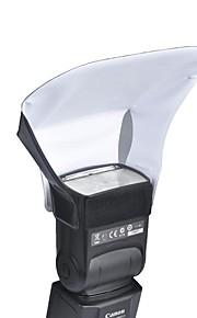 micnova mq-b11 softbox diffusore buttafuori tasca universale per Canon Nikon Sony Speedlight