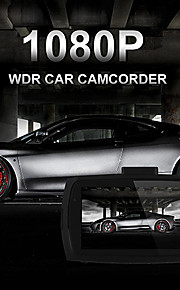 CAR DVD - 2 MP CMOS - 3264 x 2448 - Video ud / Vidvinkel