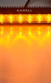 "kawell® 18W 7.5 ""3000K 1200lm 60 graders rav førte oversvømmelse stråle lys bar"