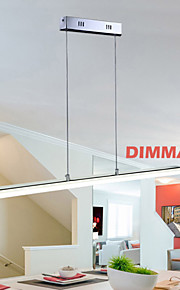 Riipus valot - Metalli - Moderni / Traditionaalinen/klassinen / Rustiikki / Tiffany / Retro / Maalaistyyliset - LED