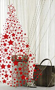 Christmas Window Sticker Contemporary , Art Deco 82cm*56cm