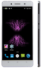 "CUBOT X16 5.0 "" Android 5.1 4G Smartphone (Dual SIM Quad Core 13 MP 2GB + 16 GB White / Black)"