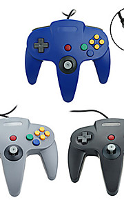 Kontrolery - PC - PC - # - PC-N64001 - USB - Metal / PVC / ABS - ( Handle Gaming )