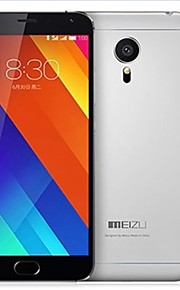"MEIZU MX5 Gray 5.5""FHD Android 5.0 LTE Smartphone(Dual SIM,WiFi,GPS,Octa Core,RAM3GB ROM16GB,20MP+8MP,3150mAh Battery)"