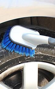 la limpieza del coche del cepillo de lavado cepillo lebosh cepillo neumático tacto suave