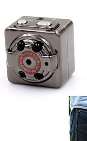 alluminio SQ8 dvr mini 1080p CMOS Full HD 12.0MP videocamera w / rilevazione di movimento di visione / notte