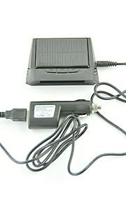 spion zonne-energie technologie auto alarm systeem beveiliging bandenspanningscontrole 4 sensoren met numerieke weergave zonnepaneel