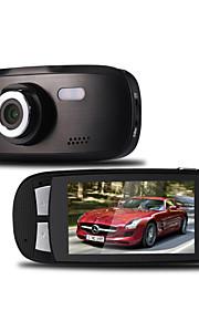 CAR DVD - 3 MP CMOS - 2592 x 1944 - Vidvinkel / 720P / 1080P / HD