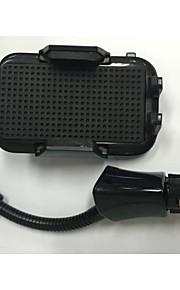 bil cigaret lighter bil forsyninger bilindustrien interiør multifunktions meter universal bil telefonholder
